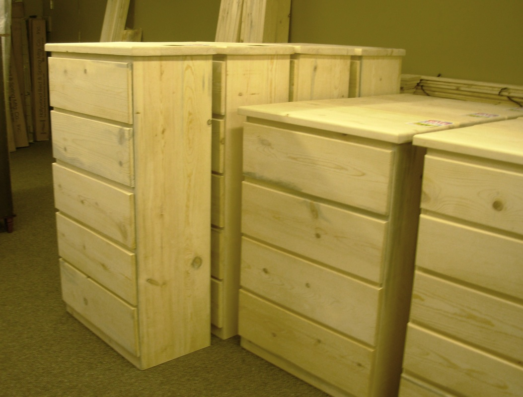 unfinished wood dressers furthermore unfinished pine bedroom furniture